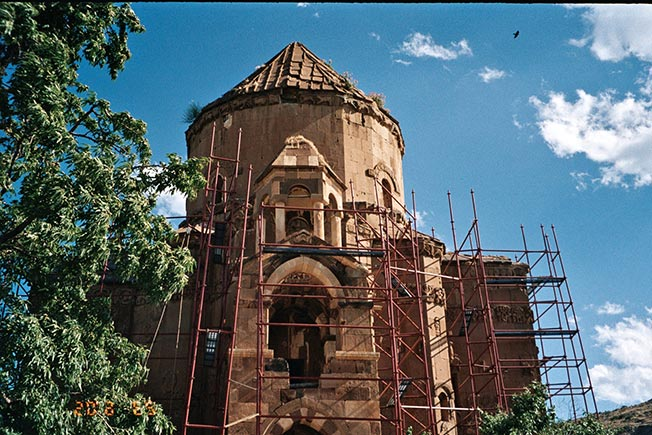 Restoration of Holy Cross (Akhtamar) Cathedral