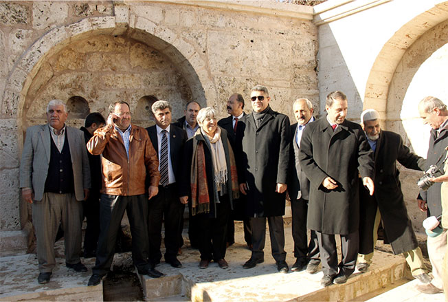 Restoration of Armenian Fountain in the Village of Habab