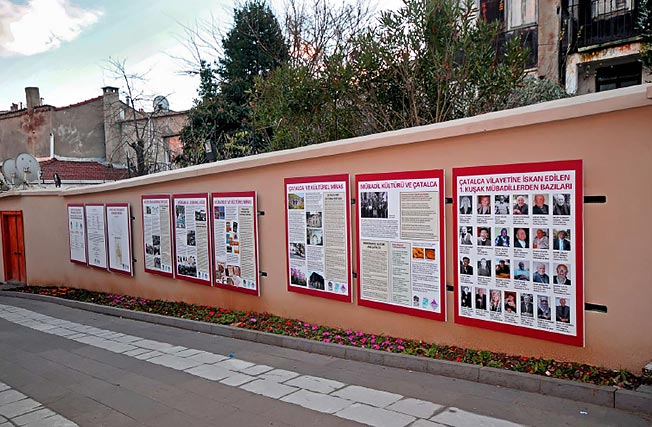 Memorialization Projects on Lausanne Treaty Emigrants